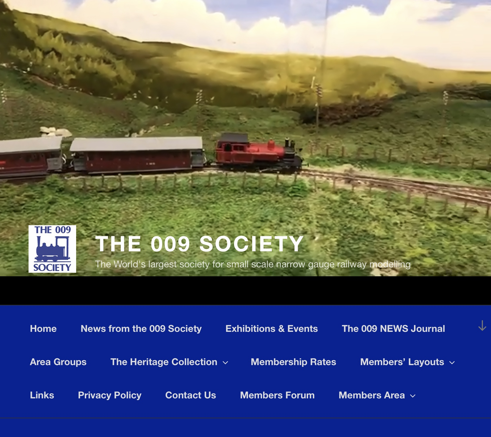 009 Society web site